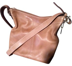 Coach Leather Classic Shoulder Bag