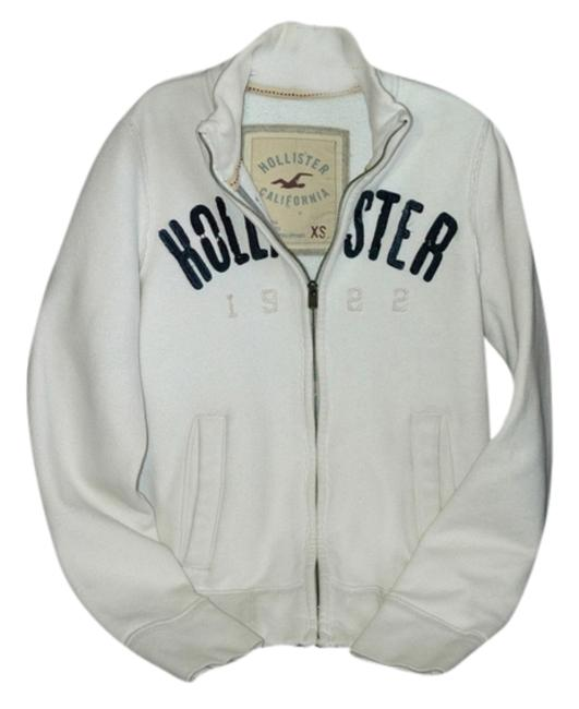 Preload https://img-static.tradesy.com/item/9159679/hollister-white-ca50316-logo-zip-front-sweat-sweatshirthoodie-size-2-xs-0-3-650-650.jpg