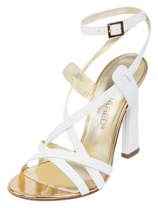 Dsquared2 Bridal White Sandals