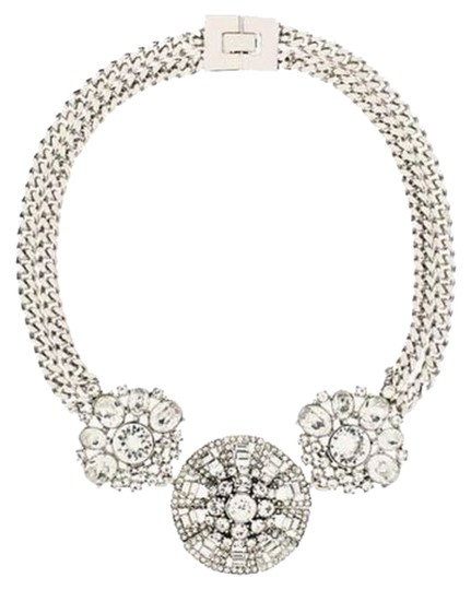 Preload https://img-static.tradesy.com/item/9159919/kate-spade-rhodium-silver-and-crystal-icy-aloof-chic-modern-urban-industrial-merges-with-classic-gla-0-3-540-540.jpg