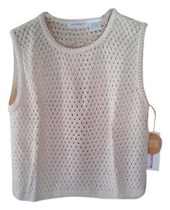 Liz Claiborne Top White
