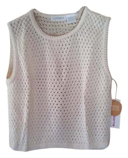 Preload https://img-static.tradesy.com/item/9160018/liz-claiborne-white-style-20561272-collection-night-out-top-size-12-l-0-2-650-650.jpg