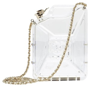 Chanel Piexiglass Shoulder Bag