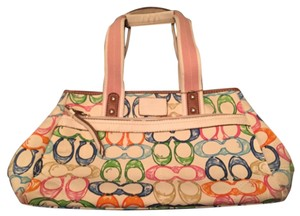 Coach Satchel in Multi