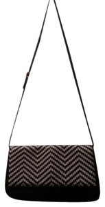 Saks Fifth Avenue Shoulder Clutch Cross Body Bag