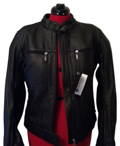 BMW Waterproof Leather Motorrad Motorcycle Jacket