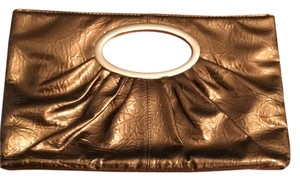 Express Brown Clutch