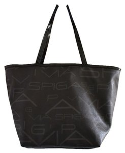 Via Spiga Tote in black