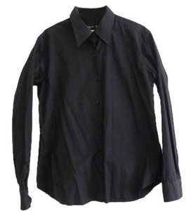 agns b. Machine Washable Top black