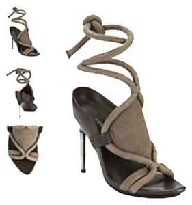 3.1 Phillip Lim Dark taupe / brown Sandals