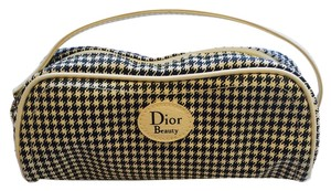 Dior Dior Beauty Houndstooth Cosmetic Case