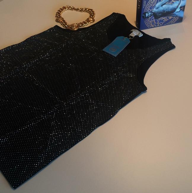 Versace for H&M Top Black and silver