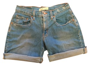 M2F denim Cuffed Shorts denim