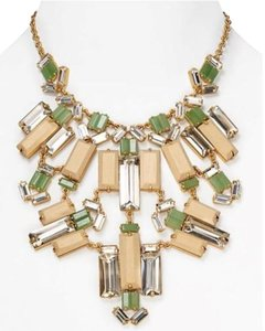Kate Spade Intricate Eco-Tiled Design in Celebration of the Earth! Kate Spade Centro Tiles Statement Necklace NWT