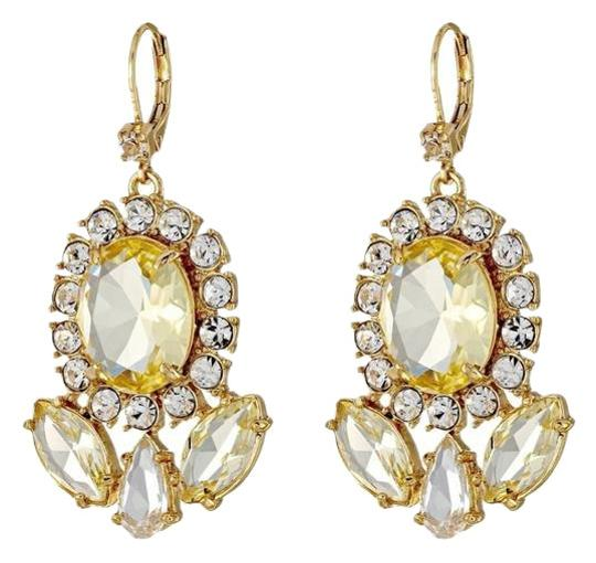 Preload https://img-static.tradesy.com/item/9164200/kate-spade-crystal-and-12k-gold-and-yellow-hues-sunrise-cluster-flower-chandelier-leverbacks-earring-0-6-540-540.jpg