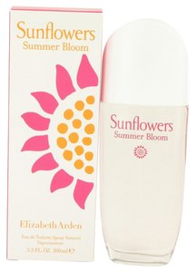 Elizabeth Arden Sunflowers Summer Bloom Womens Perfume 3.3 oz 100 ml Eau De Toilette Spray