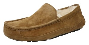 UGG Australia Gifts For Men Men's Gifts Gifts For Him Men's Slippers Slippers For Men Ascot Ugg Ascot Chestnut Flats
