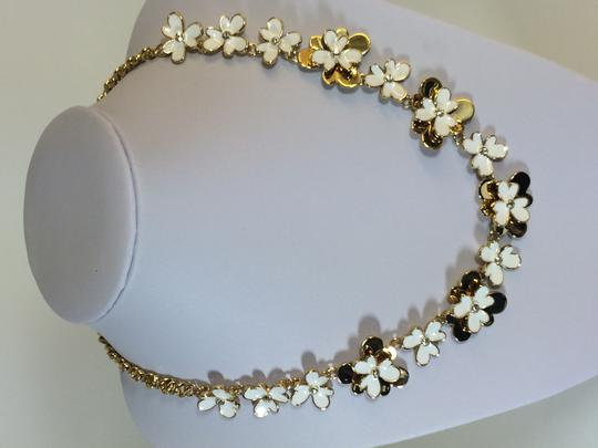 Kate Spade Cubic Zirconium Accents Modern Sweet Style! Kate Spade Pansy Blossom Necklace NWT Not Available in Stores