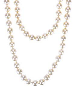 Chanel Chanel Sautoir Pearl Necklace