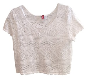 H&M Top White