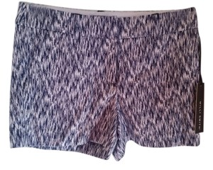 Willi Smith Dress Shorts Navy/white