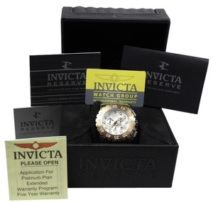 Invicta Invicta Reserve Collection Leviathan Chronograph Model 1958 50mm