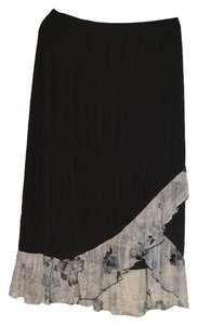 Carolyn Strauss Skirt Black