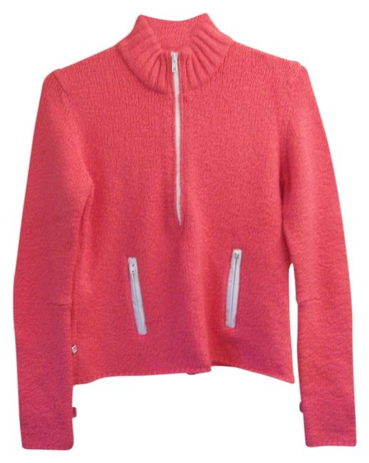 Preload https://item1.tradesy.com/images/victorinox-swiss-army-hot-pink-chunky-sweaterpullover-size-8-m-916860-0-0.jpg?width=400&height=650