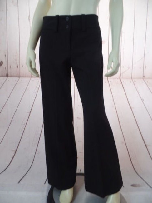 Fabrizio Gianni Poly Rayon Spandex Stretch Mid Rise Slimming Chic Pants