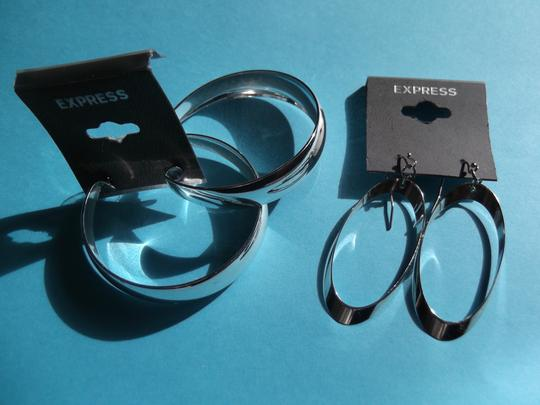 Express Five Pairs of New Earrings, with Tags