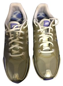 Nike Grey / Purple Athletic
