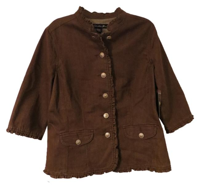 Item - Brown Jacket Size 20 (Plus 1x)