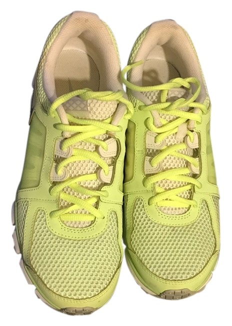 Item - Lime Green Dual Fusion St2 Breathe Waffle Outsole Women's Sneakers Size US 9.5 Regular (M, B)