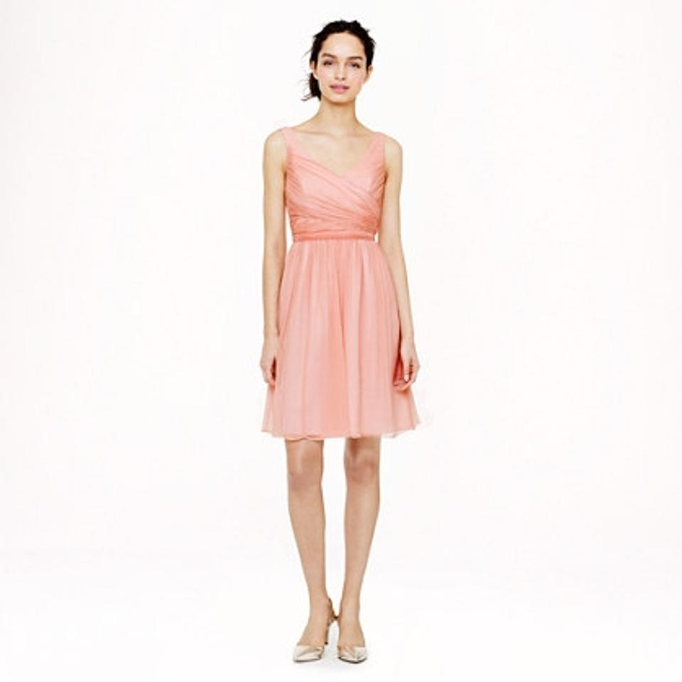J crew misty rose heidi dress tradesy weddings for J crew wedding dresses