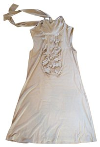 Rachel Pally short dress Taupe / Dove on Tradesy