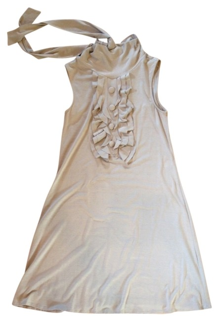 Preload https://item2.tradesy.com/images/rachel-pally-taupe-dove-ruffle-front-jersey-swing-short-casual-dress-size-0-xs-917156-0-0.jpg?width=400&height=650