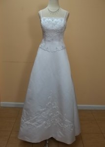 DaVinci Bridal 8004 Wedding Dress
