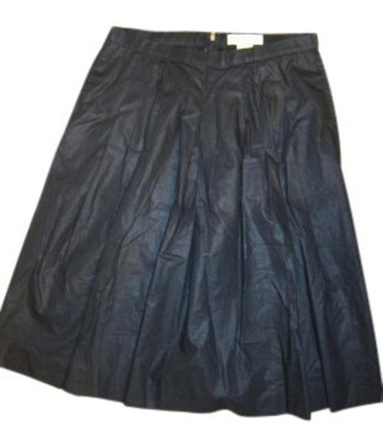 Preload https://item3.tradesy.com/images/michael-kors-black-a-line-professional-work-knee-length-skirt-size-6-s-28-9172-0-0.jpg?width=400&height=650