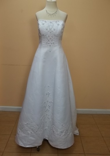 DaVinci Bridal 8155 Wedding Dress