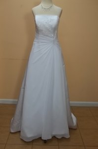 DaVinci Bridal T8107 Wedding Dress
