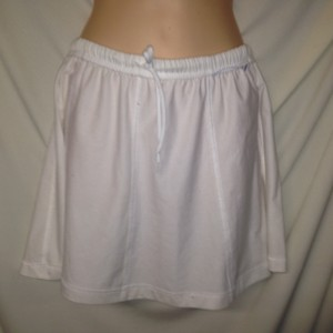 Nike Cute White Mini (tennis) Summer Size L Mint Mini Skirt