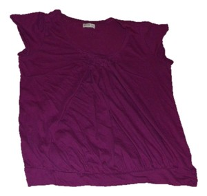 Old Navy Purple old navy maternity top