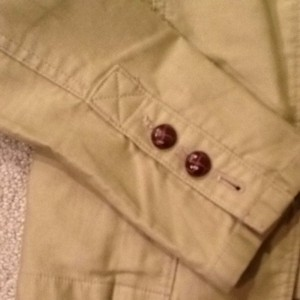 Gap Khaki Jacket