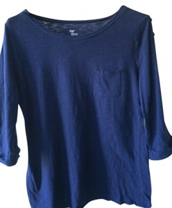 Gap T Shirt Blue