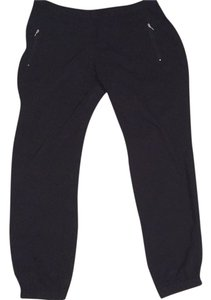 New York & Company Khaki/Chino Pants Blac