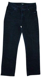 Riders by Lee Size 10 Straight Leg Jeans-Dark Rinse