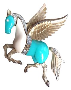 Vintage Magical! Pegasus Pin