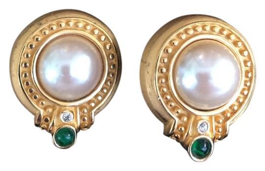 Preload https://img-static.tradesy.com/item/918439/gold-and-pearl-etruscan-style-earrings-0-0-540-540.jpg