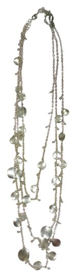 Preload https://img-static.tradesy.com/item/9185155/silver-layered-chains-with-circles-necklace-0-3-540-540.jpg