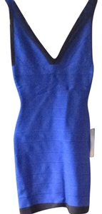 Herv Leger Bodycon Dress